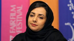 Iranian producer Elaheh Nobakht on panel of MENA Film Festival