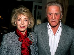 Anne Douglas, Producer and Widow of Kirk Douglas, Dies at 102