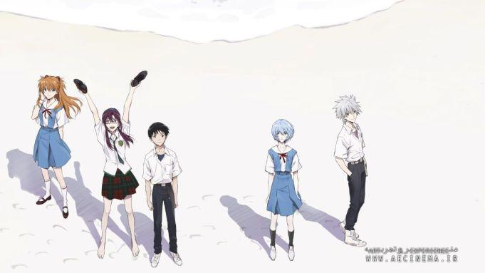 Anime Hit 'Evangelion: Thrice Upon a Time' Heads to Amazon Prime Video