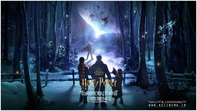 'Harry Potter: A Forbidden Forest Experience' Set for Fall Debut in the U.K.