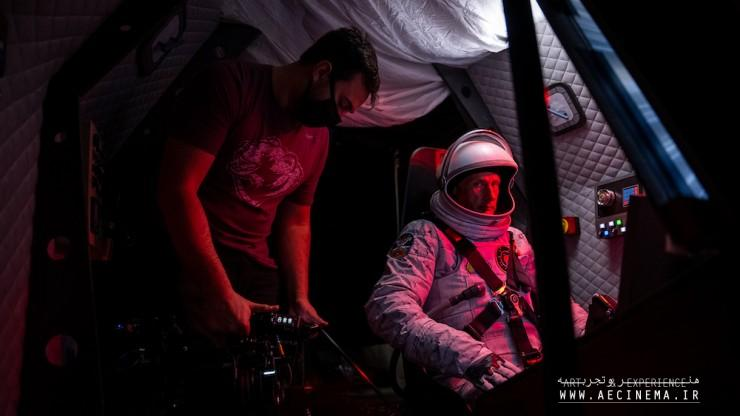 How One Filmmaker Created a Spaceship in Their Basement
