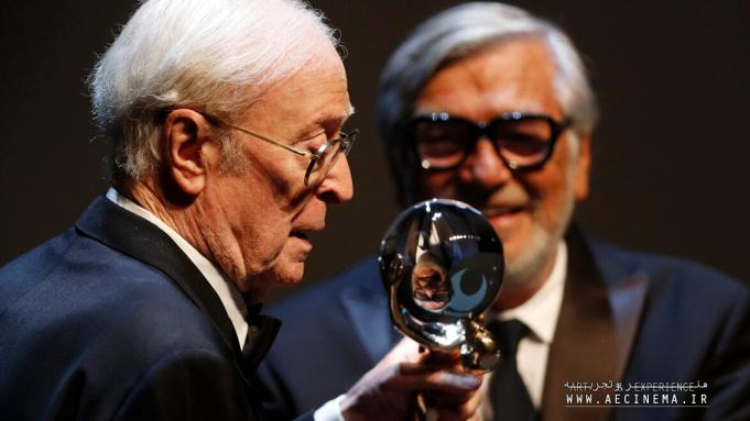 Michael Caine Honored at Opening of Fully-Live Karlovy Vary Film Festival