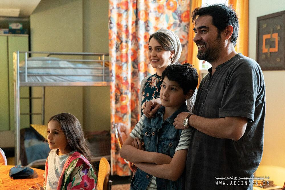 """""""Any Day Now"""" actor Shahab Hosseini honored at Beijing festival"""