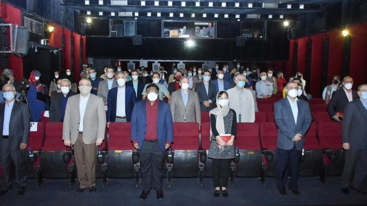 """Opening Ceremony of the second""""Chinese Cinema at a Glance"""""""